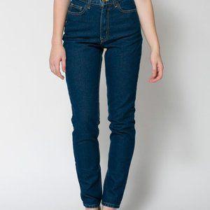 Vintage American Apparel High Rise Mom Jeans